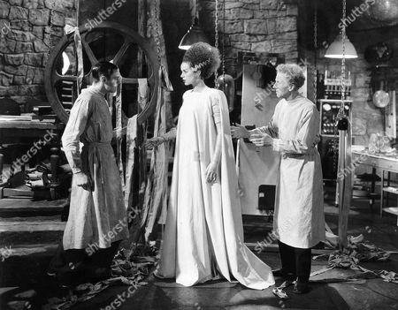 Colin Clive, Elsa Lanchester, Ernest Thesiger