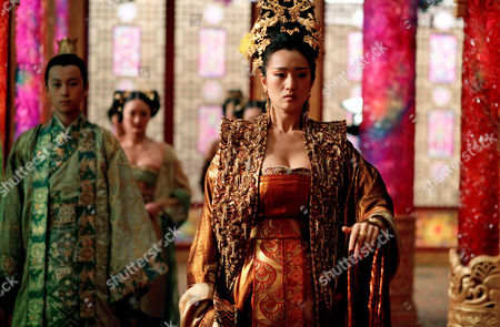Qin Junjie, Gong Li
