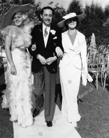 Jean Harlow, Irving G. Thalberg, Norma Shearer