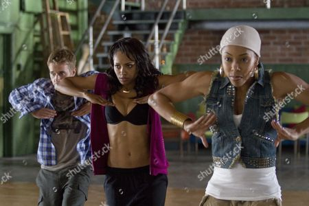 Randy Wayne, Katerina Graham, Perry-Russell. Brittany