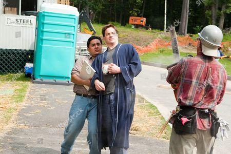 Ricky Garcia, Brendan Fraser