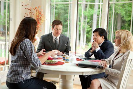Brendan Fraser, Ken Jeong, Angela Kinsey