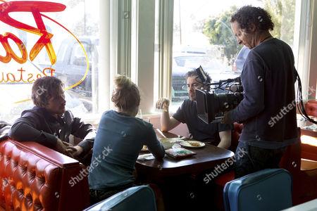 Christian Bale, Teresa Palmer, Kevin Corrigan, Chivo
