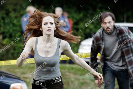 Stock Picture of Jamie Ray Newman, Silas Weir Mitchell