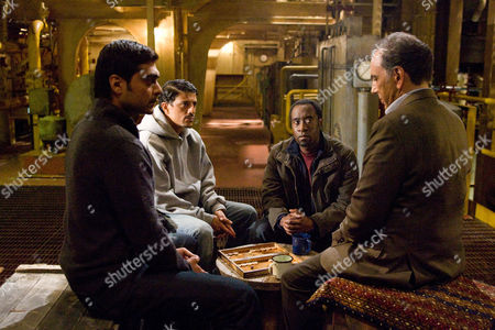 Aly Khan, Don Cheadle, Raad Rawi, Said Taghmaoui