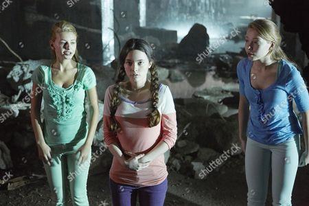 Eliana Jones, Freya Tingley, Emilia McCarthy