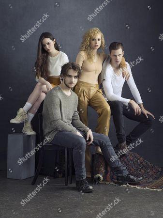 Landon Liboiron, Freya Tingley, Penelope Mitchell, Bill Skarsgard