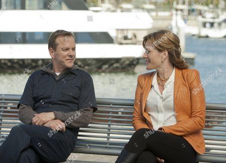 Kiefer Sutherland, Catherine Dent