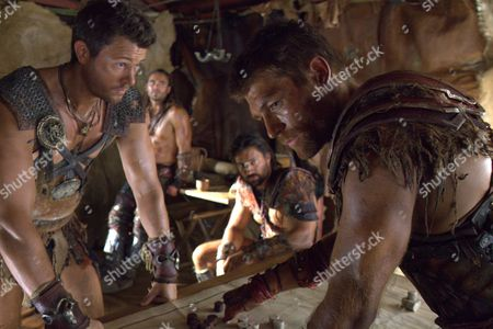 Editorial picture of Spartacus - War Of The Damned - 2012-13