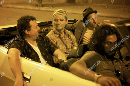 Danny McBride, Bill Murray, Scott Caan