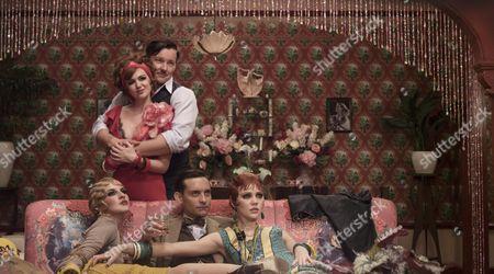 Isla Fisher, Joel Edgerton, Adelaide Clemens, Tobey Maguire, Kate Mulvany