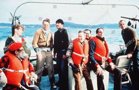 Marya Small, Jack Nicholson, Danny De Vito, Vincent Schiavelli, Christopher Lloyd
