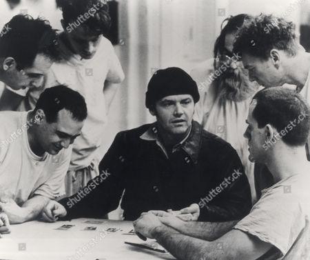 Vincent Schiavelli, Danny De Vito, Jack Nicholson, Christopher Lloyd