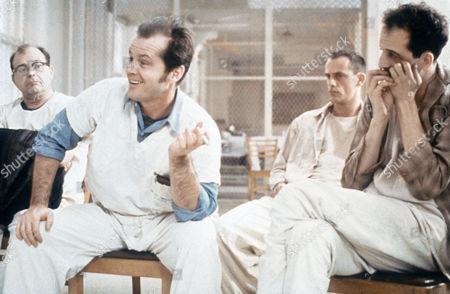 Sydney Lassick, Jack Nicholson, Christopher Lloyd, Vincent Schiavelli