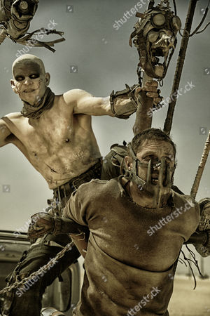 Editorial photo of Mad Max - Fury Road - 2015