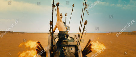 Editorial image of Mad Max - Fury Road - 2015