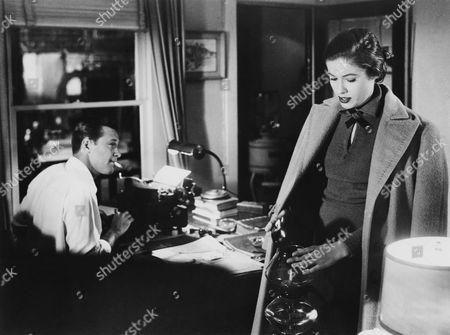 William Holden, Nancy Olson