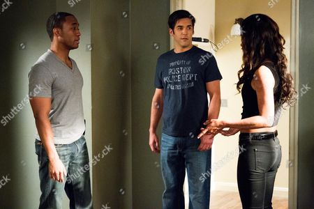 Lee Thompson Young, Jordan Bridges, Angie Harmon