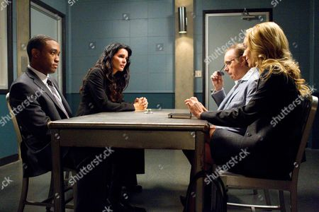 Lee Thompson Young, Angie Harmon, Sasha Alexander