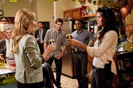Sasha Alexander, Jordan Bridges, Lee Thompson Young, Angie Harmon
