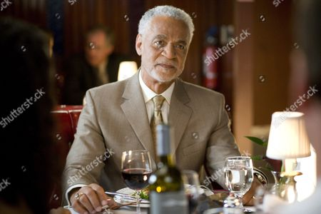 Stock Photo of Ron Glass