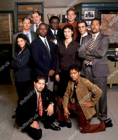 Editorial picture of Law and Order - 1990