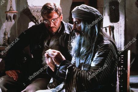 Harrison Ford, Tutte Lemkow