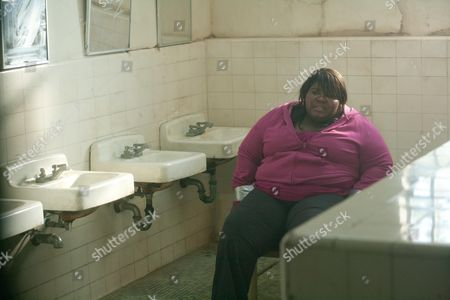 Stock Image of Gabourey Gabby Sidibe