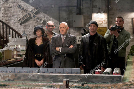 Parker Posey, Vincent Stone, Kevin Spacey, David Fabrizio, Ian Roberts