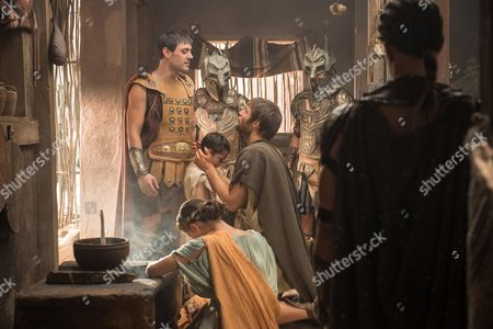 Editorial photo of The Legend Of Hercules - 2014