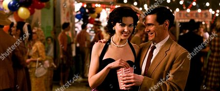 Laura Mennell, Billy Crudup