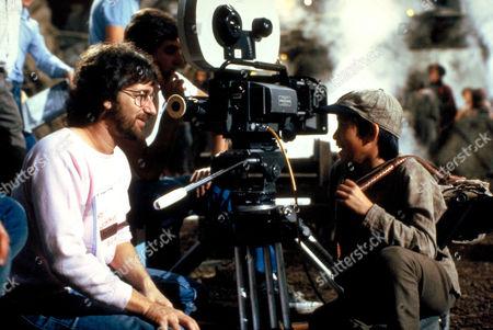 Steven Spielberg, Ke Huy Quan, Jonathan Ke Quan