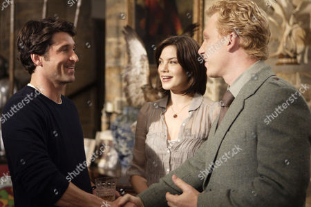 Patrick Dempsey, Michelle Monaghan, Kevin McKidd