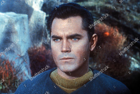 Stock Picture of Jeffrey Hunter