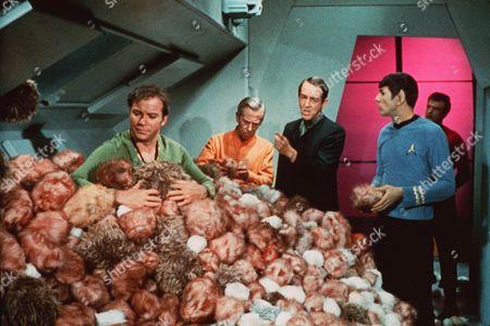 William Shatner, William Schallert, Leonard Nimoy