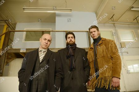 Brian Markinson, Adam Goldberg, Russell Harvard