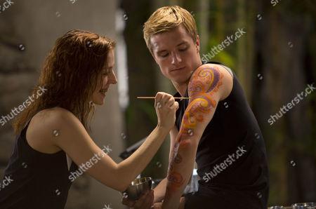 Megan Hayes, Josh Hutcherson