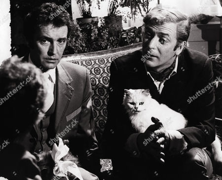 Tony Beckley, Michael Caine