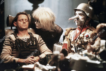 William Sanderson, Daryl Hannah, John Edward Allen