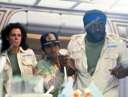 Sigourney Weaver, Harry Dean Stanton, Yaphet Kotto