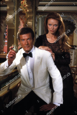 Roger Moore, Kristina Wayborn