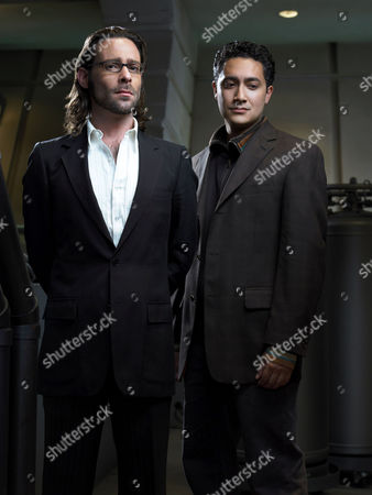 James Callis, Alessandro Juliani