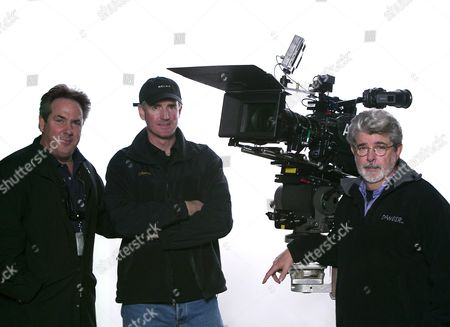 Rick McCallum, David Tattersall, George Lucas
