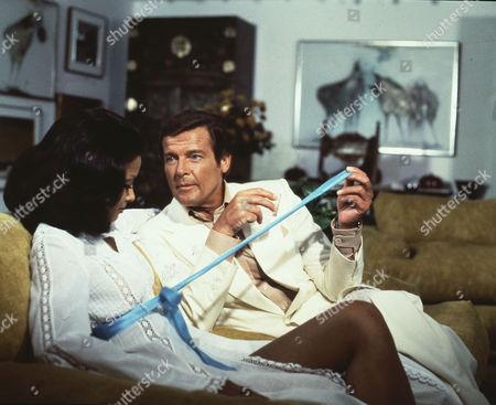 Emily Bolton, Roger Moore
