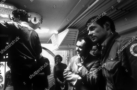 Stanley Kubrick, Gary Lockwood