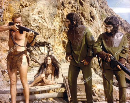 Editorial photo of Planet Of The Apes - 1968