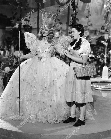 Billie Burke, Judy Garland