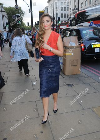 Stock Picture of Georgina Leigh
