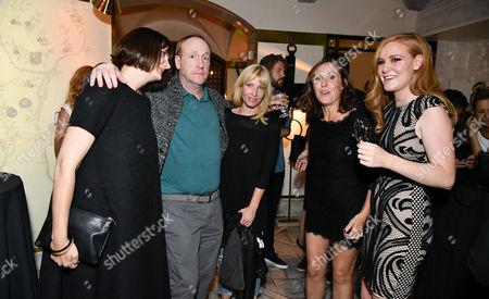 Kerri Kenney-Silver, Matt Walsh, Morgan Walsh, Molly Shannon and Madisen Beaty