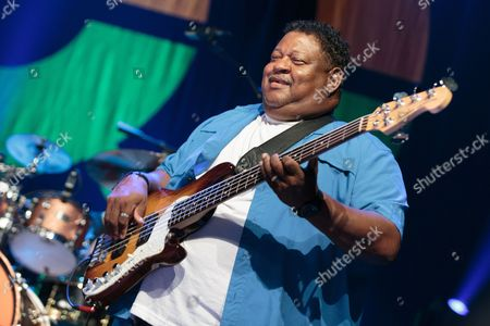 Stock Photo of Juan Nelson of Ben Harper and The Innocent Criminals
